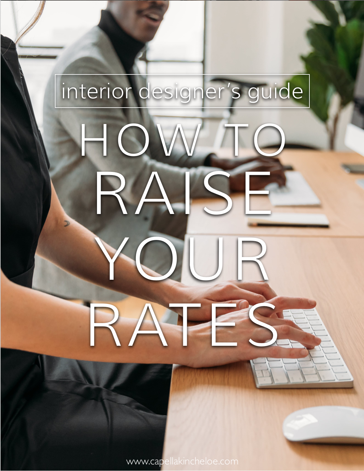 Sometimes raising your rates can be a little scary. Who knows how your clients are going to take it? With this handy guide you'll be able to charge more with ease.