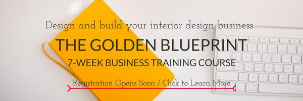 Interior design business training course