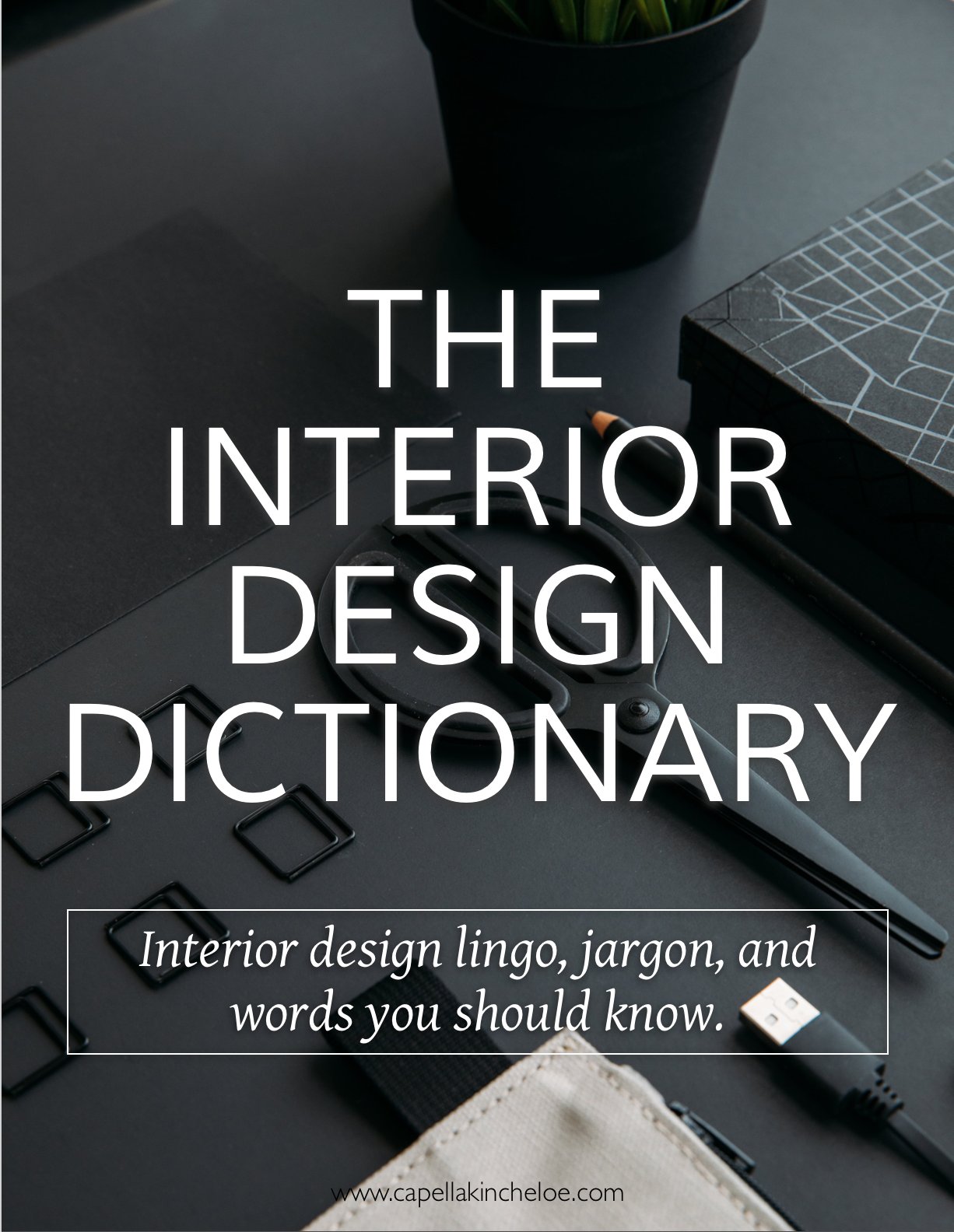 When I started in interior design there were words that I had no clue what they meant. They were interior design specific and I was clueless, but you don't have to be clueless like me with this dictionary! #interiordesignbusiness #interiordesigndictionary #designdictionary #cktradesecrets