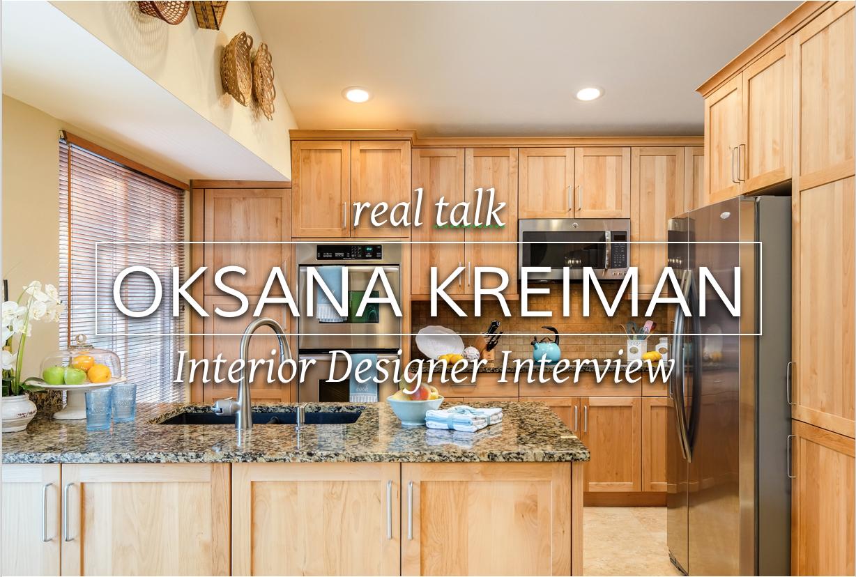Oksana Kreiman/ Pure Design #realinteriordesigner #interiordesignbusiness #cktradesecrets