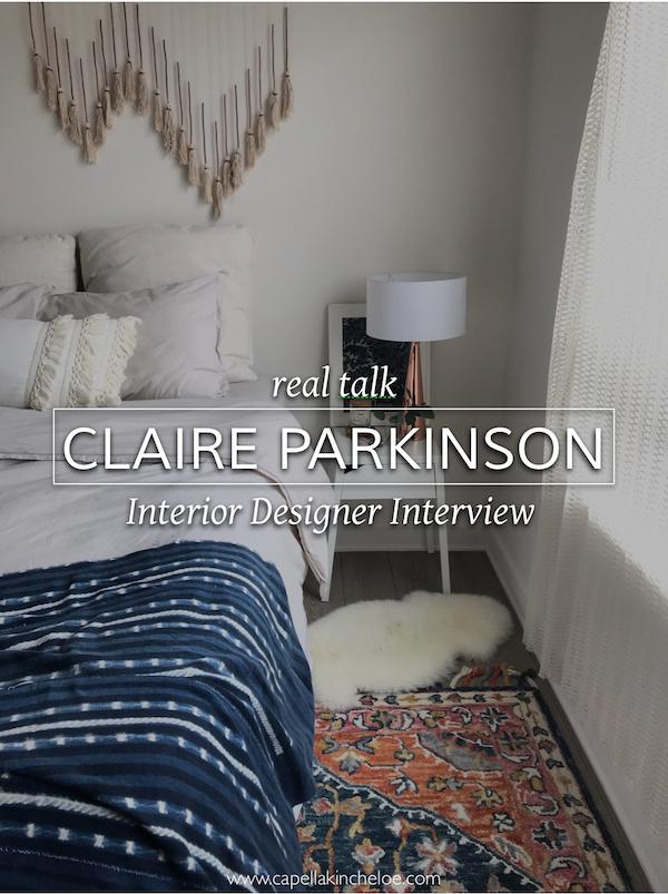 Real Interior Designer Interview with Claire Parkinson #interiordesignbusiness #realdesigner #cktradesecrets #runninginteriordesignbusiness