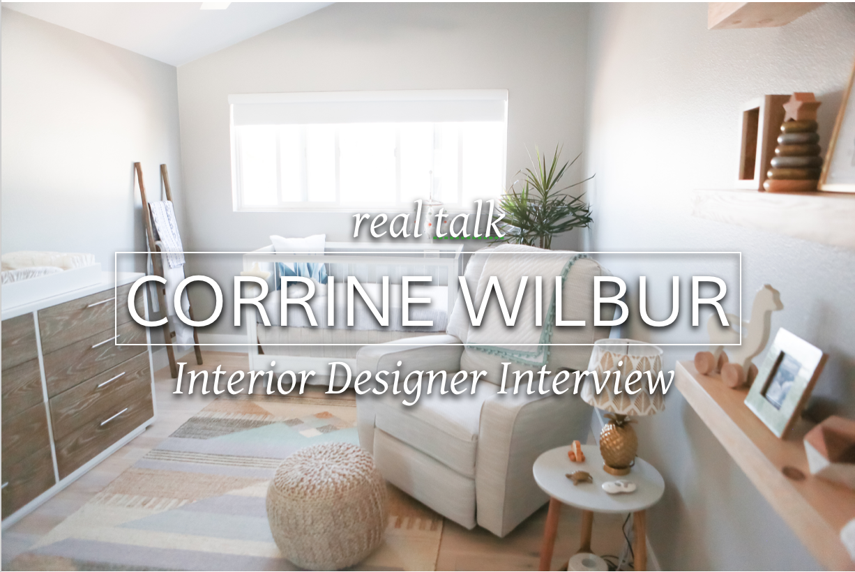 Real Designer Interview with Corrine Wilbur of Boo & Rook