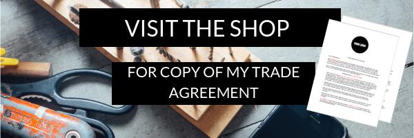 Trade Agreement for Interior Designers