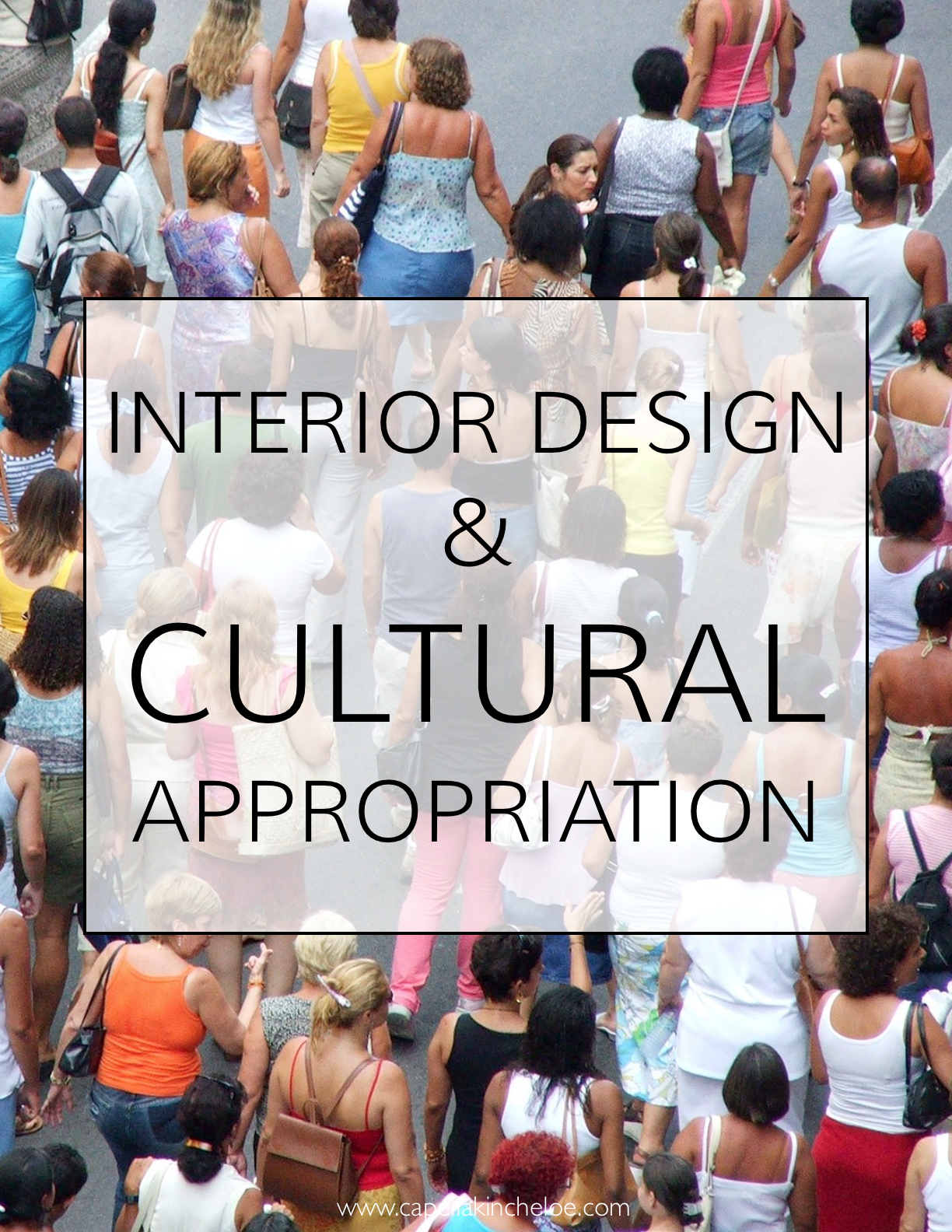Are you hurting or helping? #culturalappropriation #interiordesignbusiness