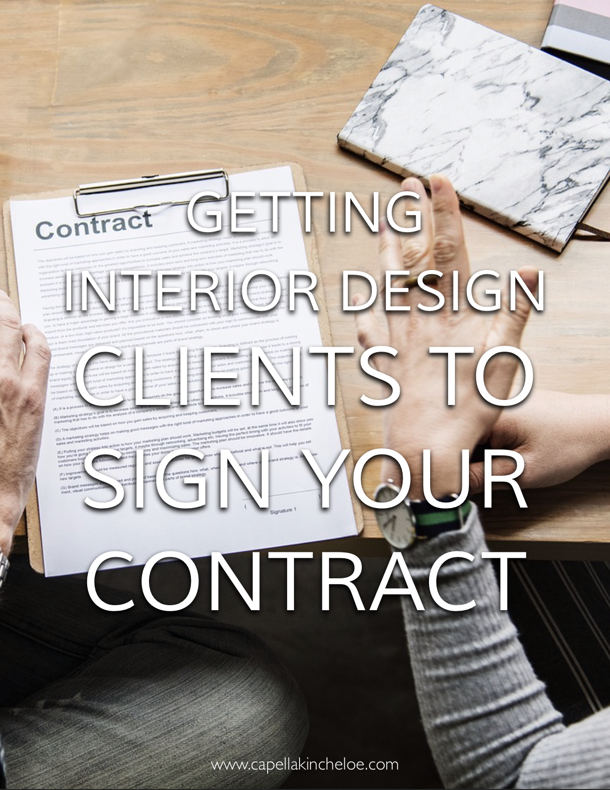 Getting interior design clients to sign your contract. #interiordesignbusiness #cktradesecrets #interiordesigncontract #interiordesignclients