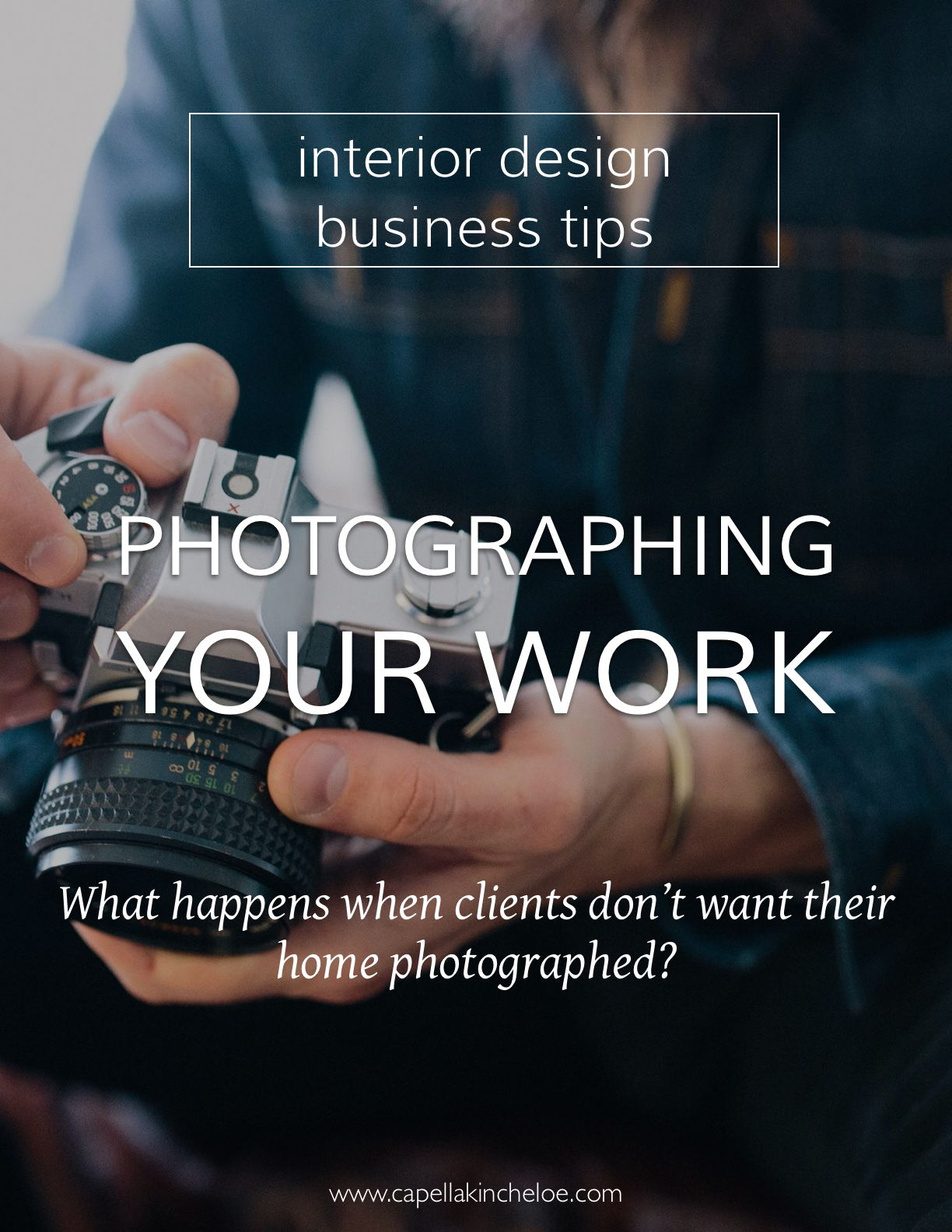 Not sure how to get clients on board with having their home photographed? This will help! #interiordesignbusiness #cktradesecrets #interiordesignclients #interiorphotographs