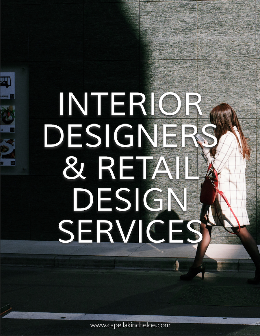 Retailers are now offering more and more internal interior design services to clients. How can interior designers stay relevant and set themselves apart? #interiordesignbusiness #cktradesecrets #interiordesignclients #retaildesignservice
