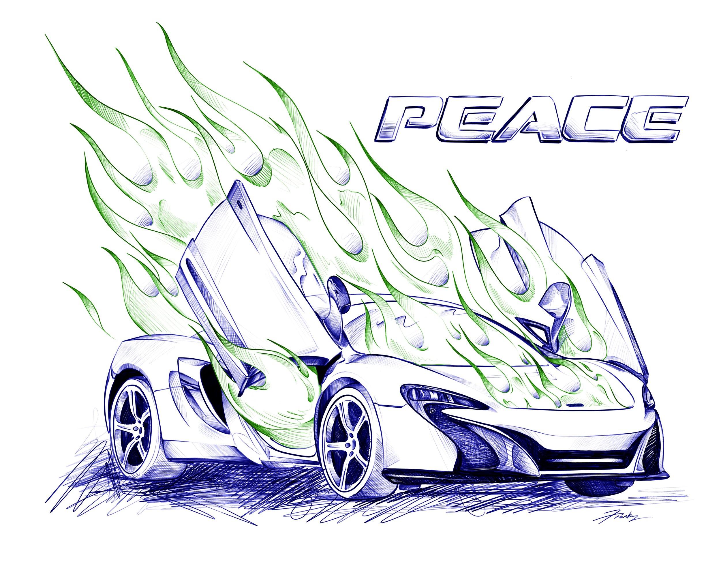 Peace Burns