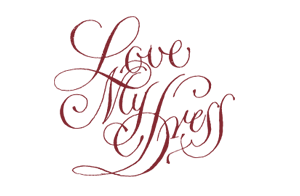 Derbyshire Florist Tineke on Love my Dress Blog