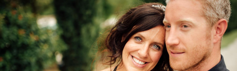 Tuscan wedding flowers by Tineke