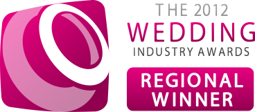The wedding industry awards regional winner Florist Derbyshire and Nottinghamshire