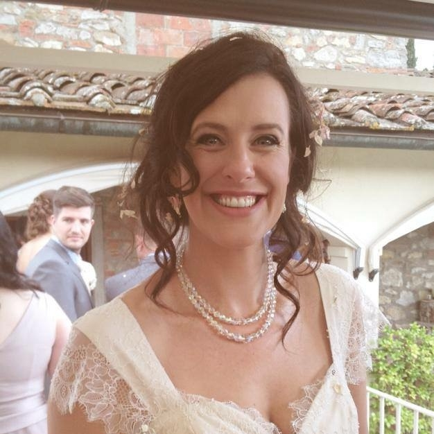 Kerry Booker from Tineke Award Winning wedding florist in Nottinghamshire and Derbyshire.