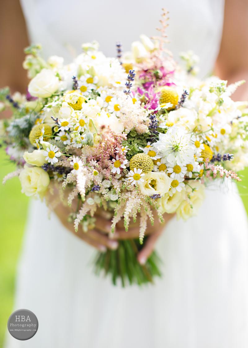 Bridal flowers by Tineke Floral designs