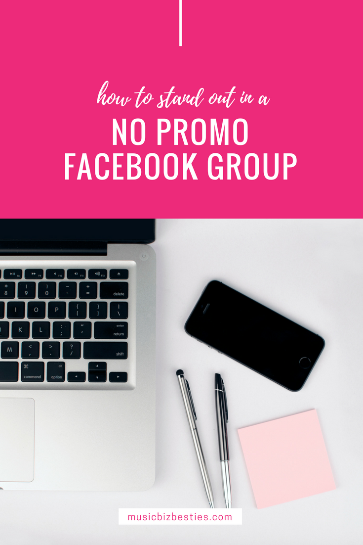 No Promo Facebook Group
