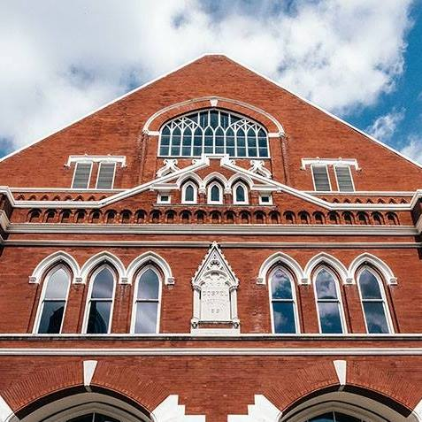 Ryman - Neighborhood:DowntownThere is always music and it's right in the heart of downtown!Photo Credit:The Ryman Auditorium Facebook Page