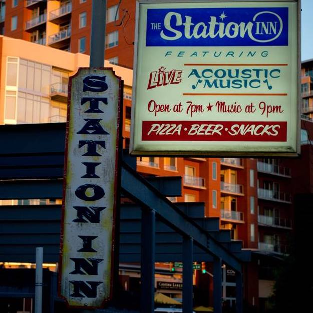 Station Inn - Neighborhood:The GulchIf you like bluegrass music, this is the place to go!Photo Credit: Station Inn Facebook Page