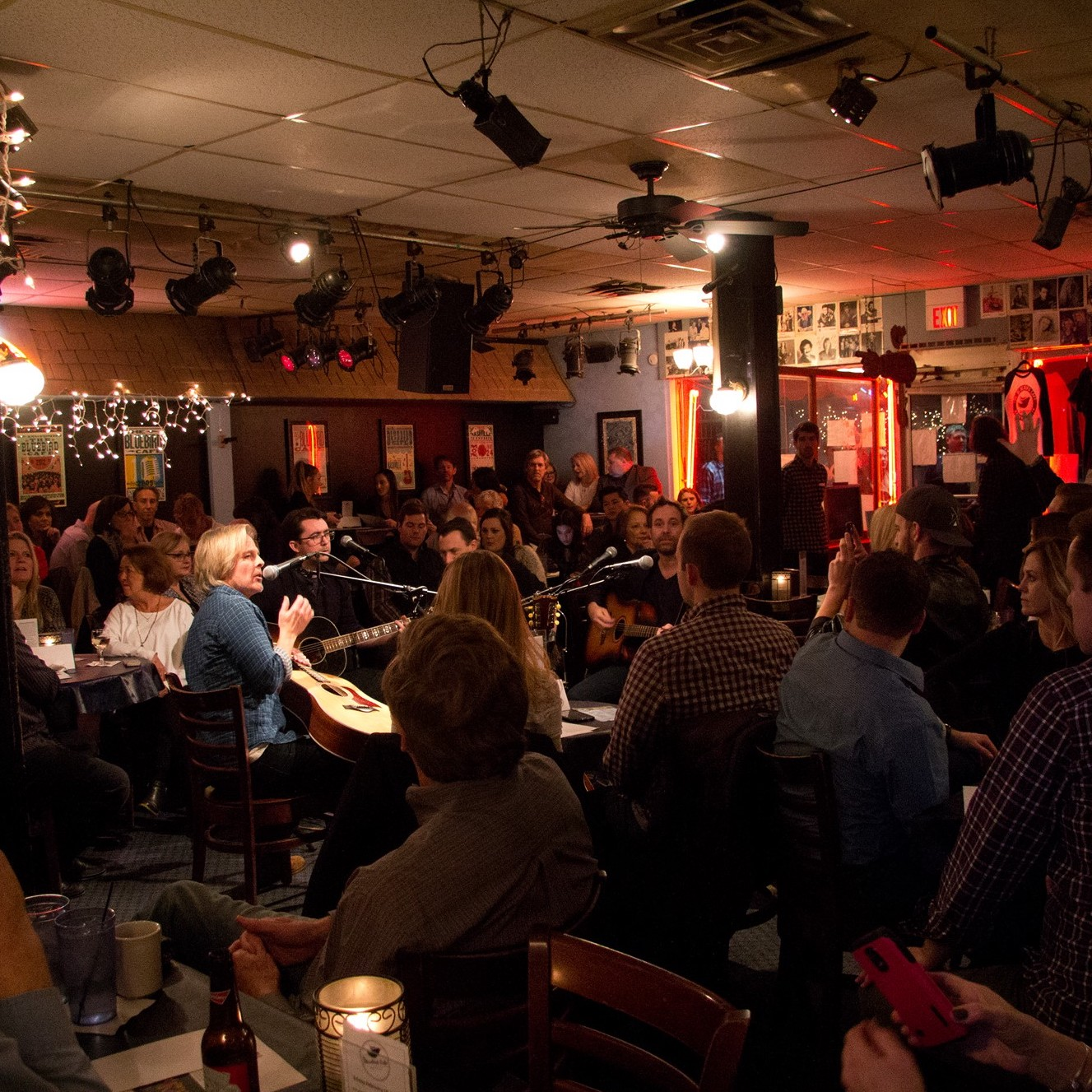 The Bluebird Cafe - Neighborhood:Green HillsIf you watch the show Nashvillethen you know about The Bluebird Cafe. Thanks to the show, it's a lot harder to get tickets these days - but still an iconic Nashville venue.Photo Credit: The Bluebird Cafe Facebook Page