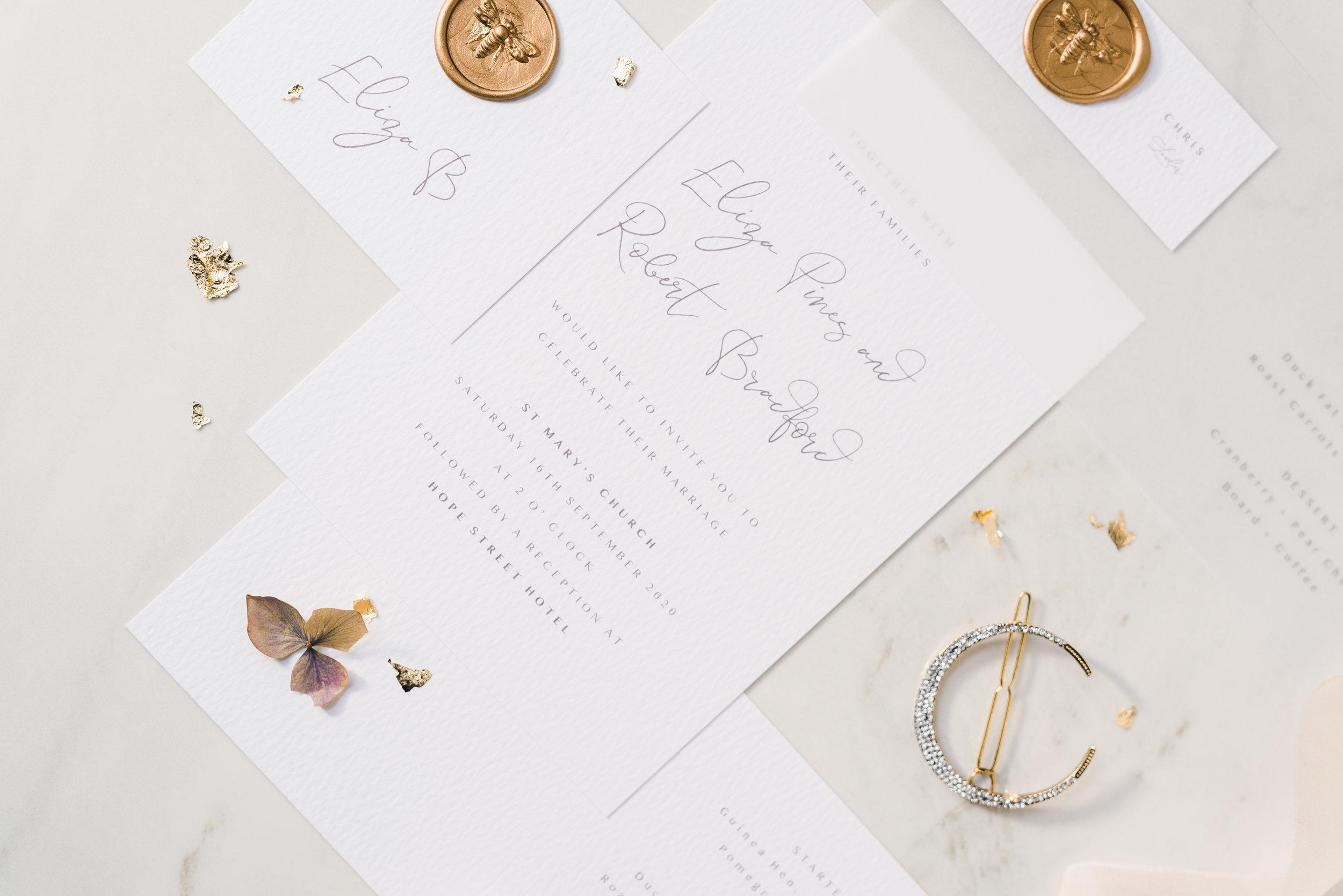The Elegant Letter