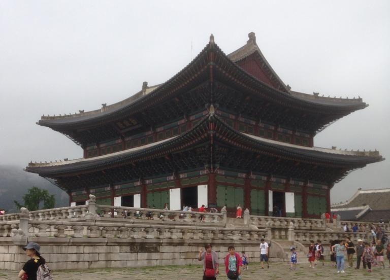 Gyeongbokgung-palatsi