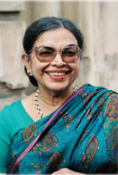 Learn more about the founder, Mrs. Saroj Sood.