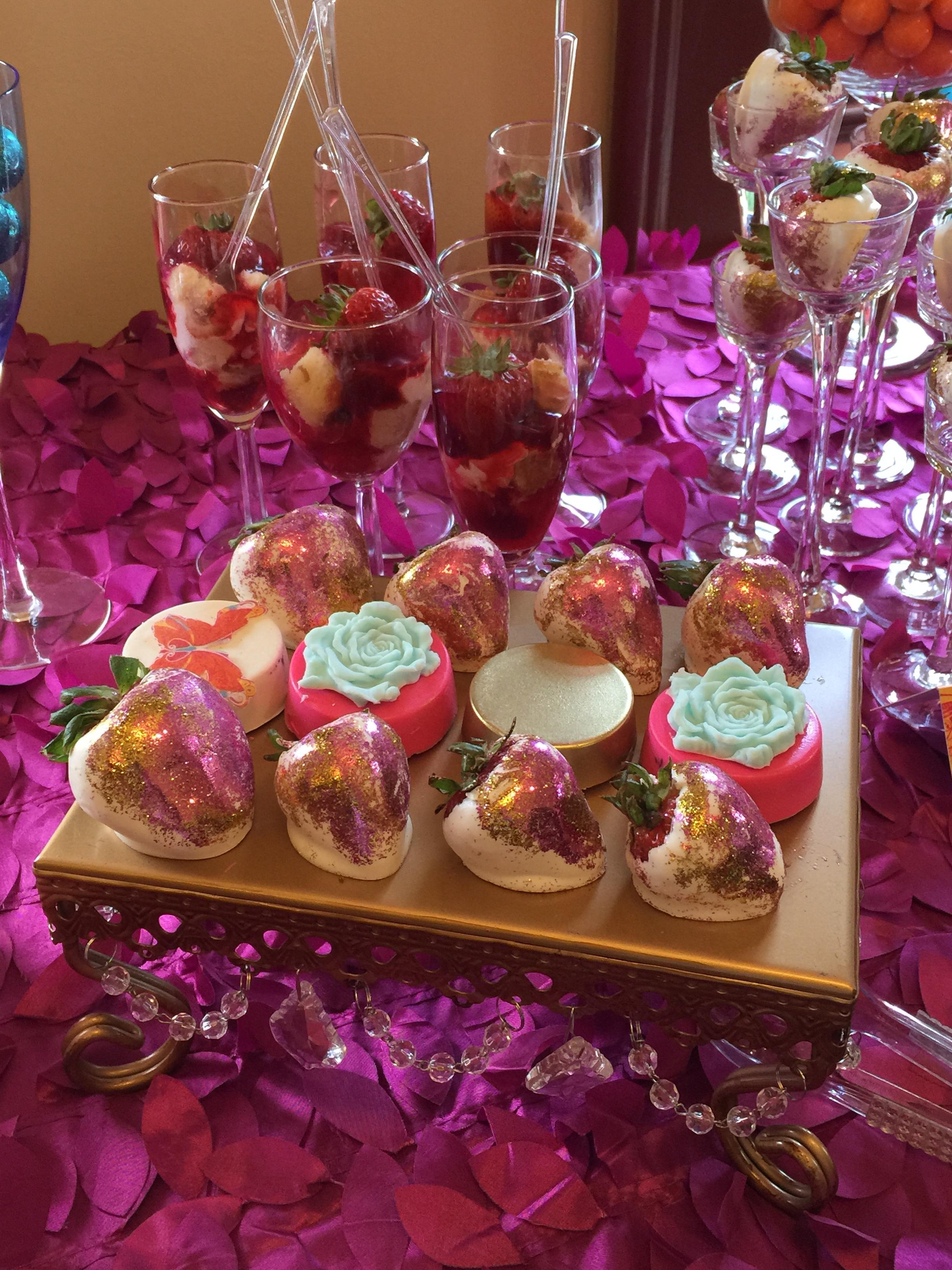 Festival Du Bebe Dessert Table