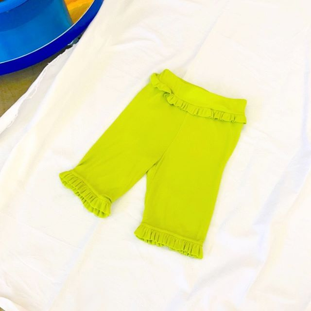 You can now touch, smell, try on, and buy our Lucky Frill shorts IRL! Address in bio.