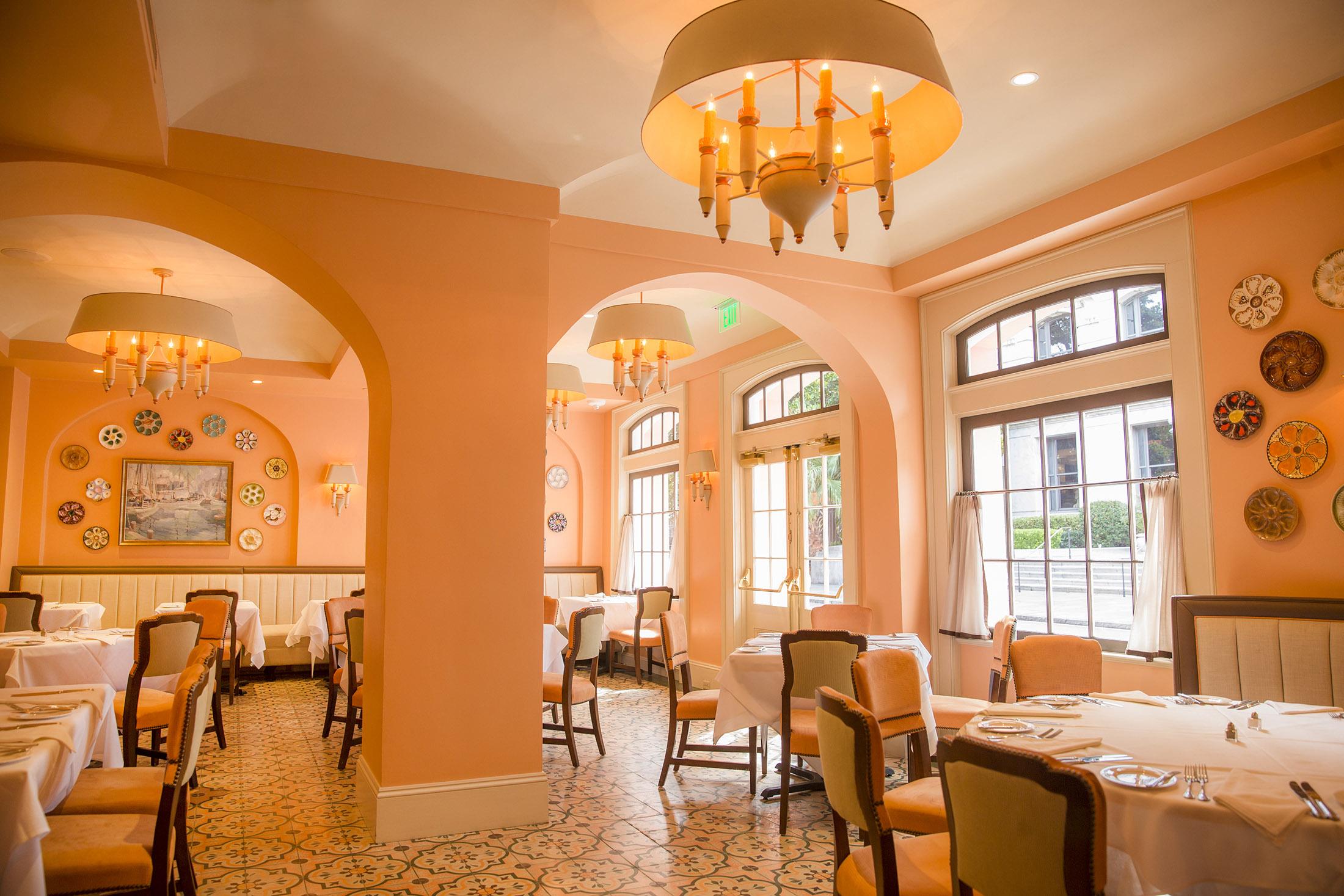Brennan's Secondary Dinning Room