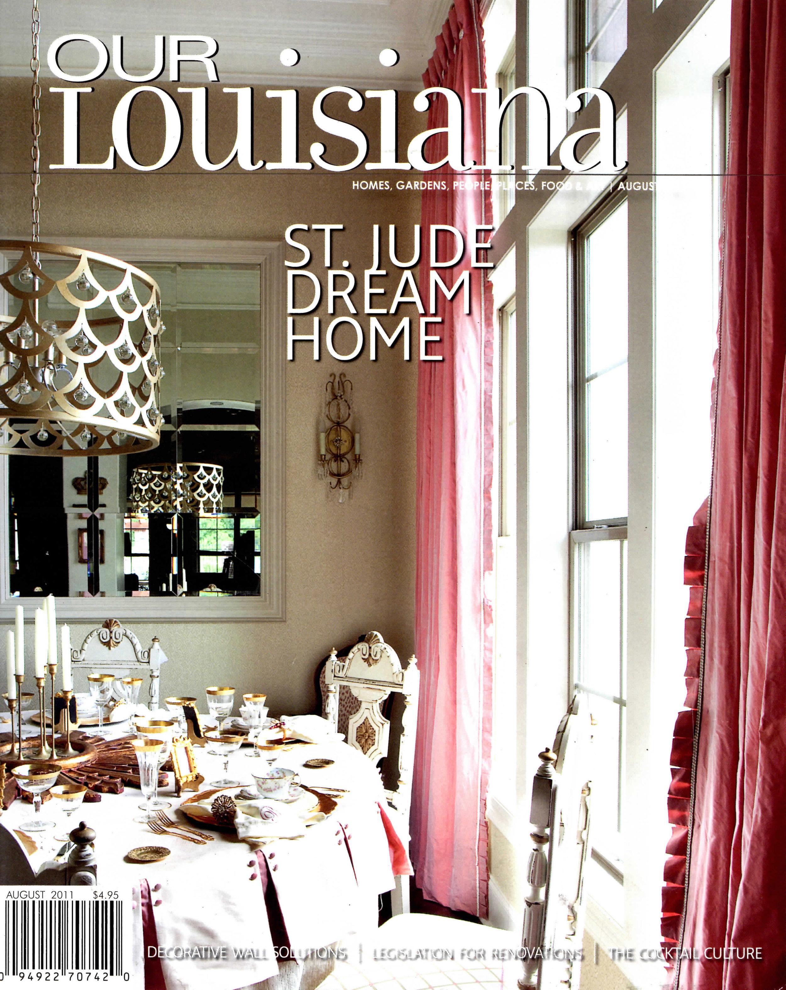 Our Louisiana August 2011