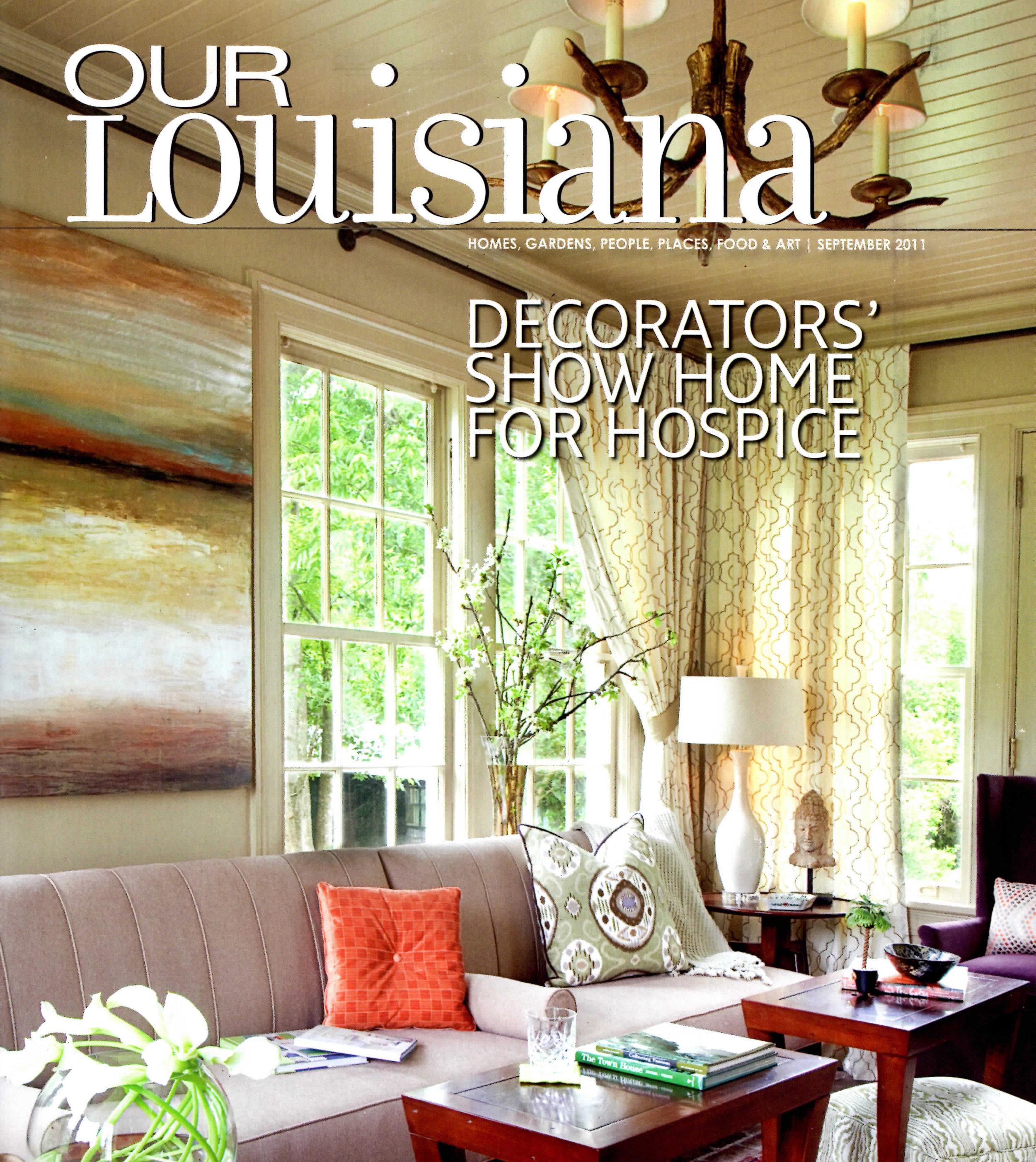Our Louisiana September 2011