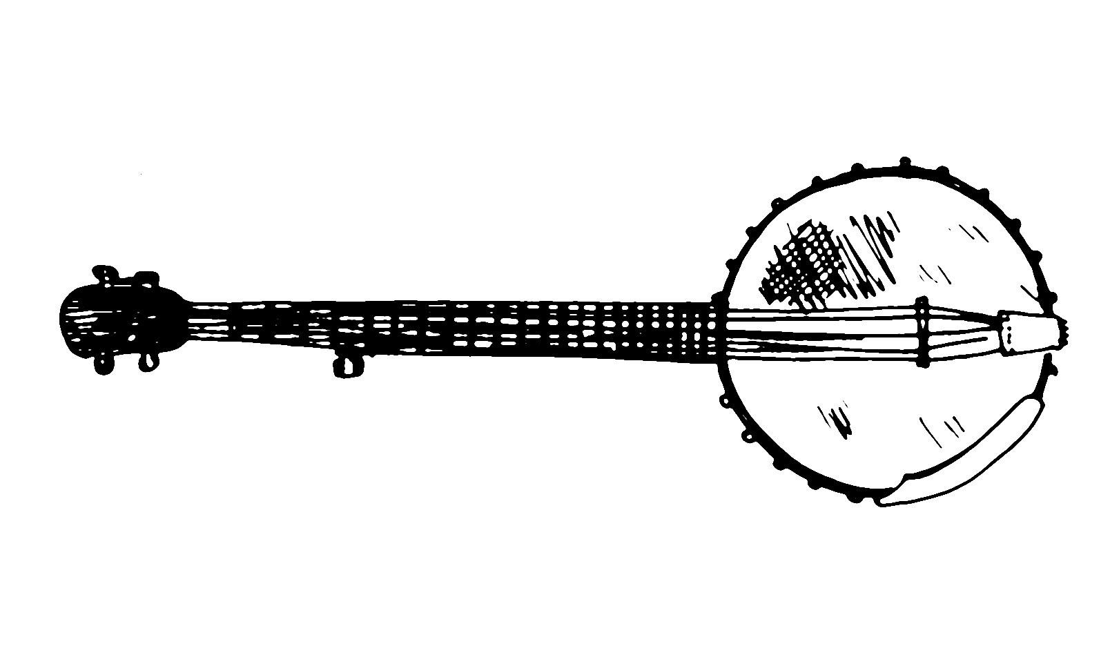 Banjo sketch
