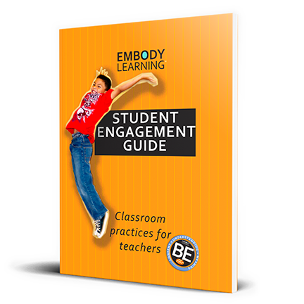 Embody Learning Student Engagement Guide  by Julia Barwell, Donn Poll & Rick Wamer   More Information  Buy Now:   PayPal