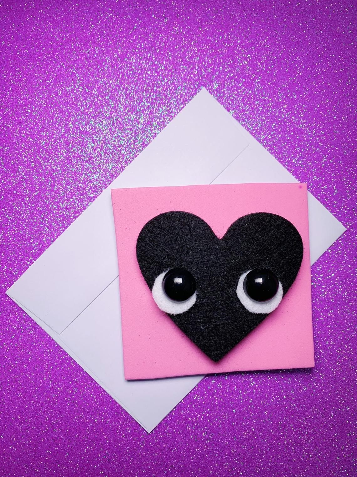 Creepy Cute Cards - Handmade by yours truly.