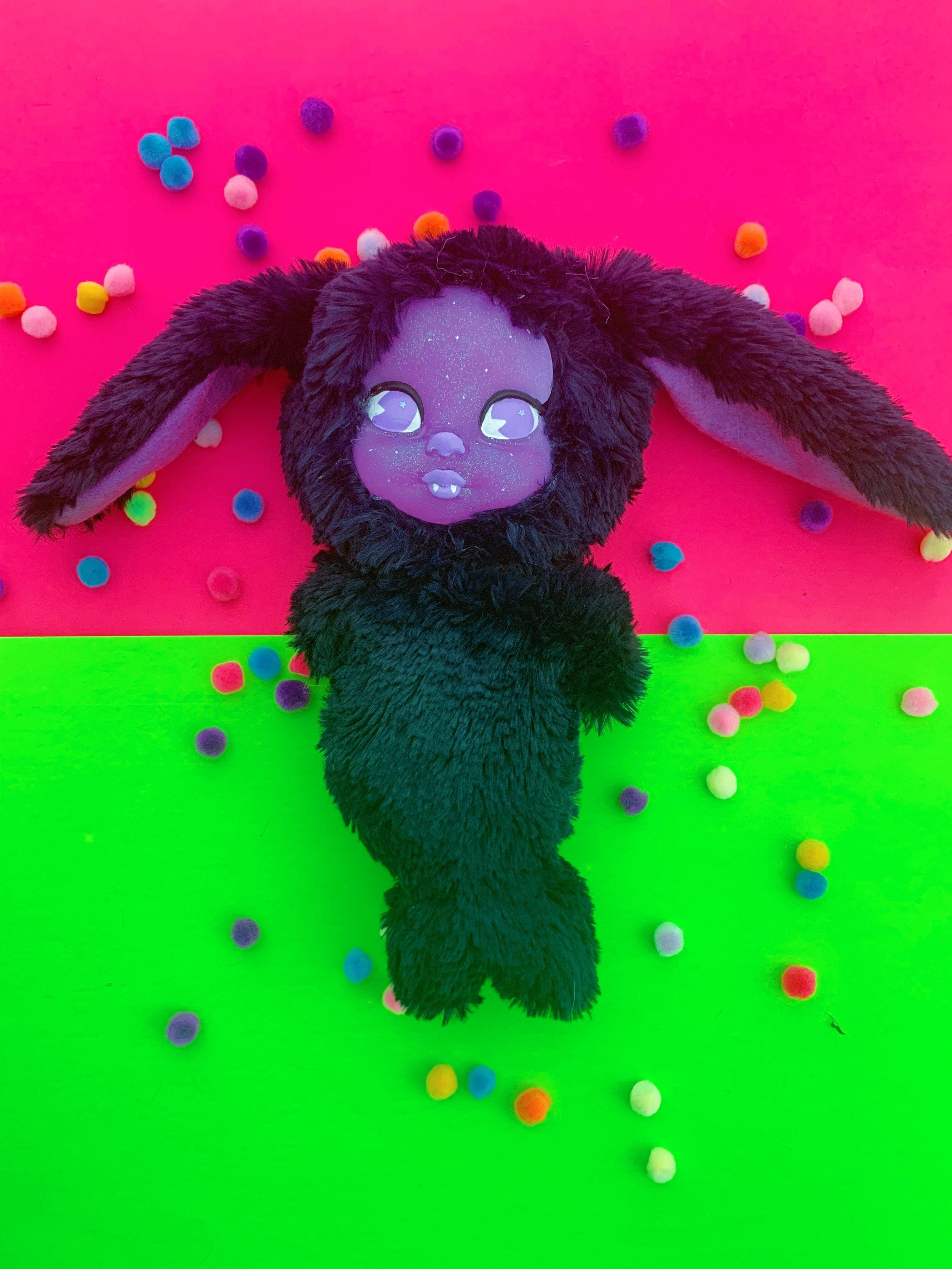 Uva the mer-bunny