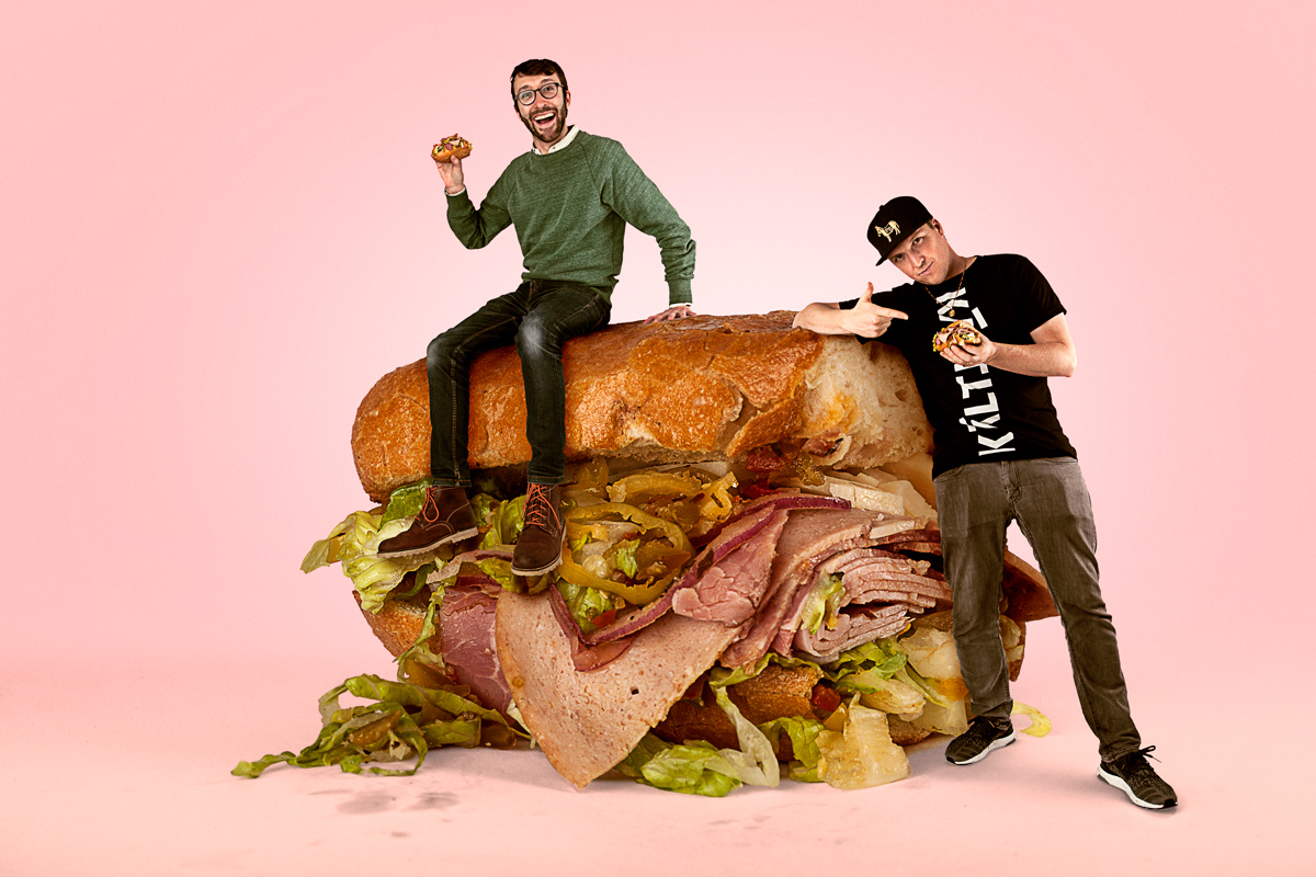 Your Favorite Sandwich podcast