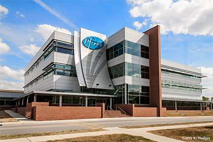 pfizer manufacturing facility in rocky mount, nc.