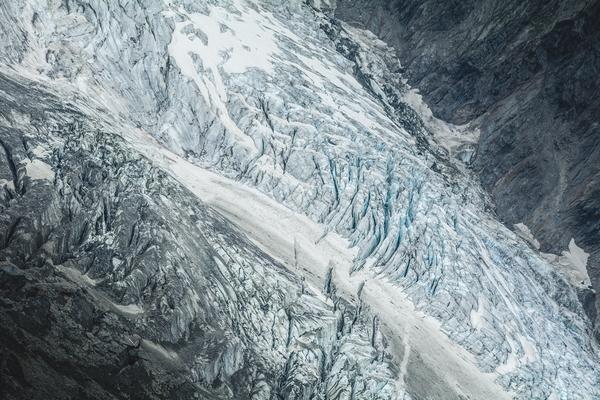 Le Glacier de Taconnaz