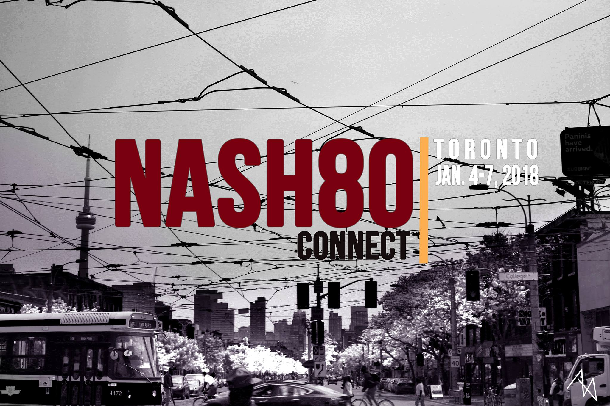 NASH80 is coming to Toronto this year and we needed a reason to party. Following our JHM awards gala, we will be taking over The Hideout on Jan. 6 with our new friends from across the country.  Bring your friends, your friends' friends and all your NASH buddies. Non-nashies will be charged $5 at the door but are welcome to come have a grand time with us too.  DIRECTIONS FROM THE CHELSEA HOTEL: Walk a block up to College street and take the streetcar westbound to Bathurst. You'll see the hideout across the street. That's it! Easy peasy.  This is an all-ages event and a cash bar. Email sierra@cup.ca with any questions!
