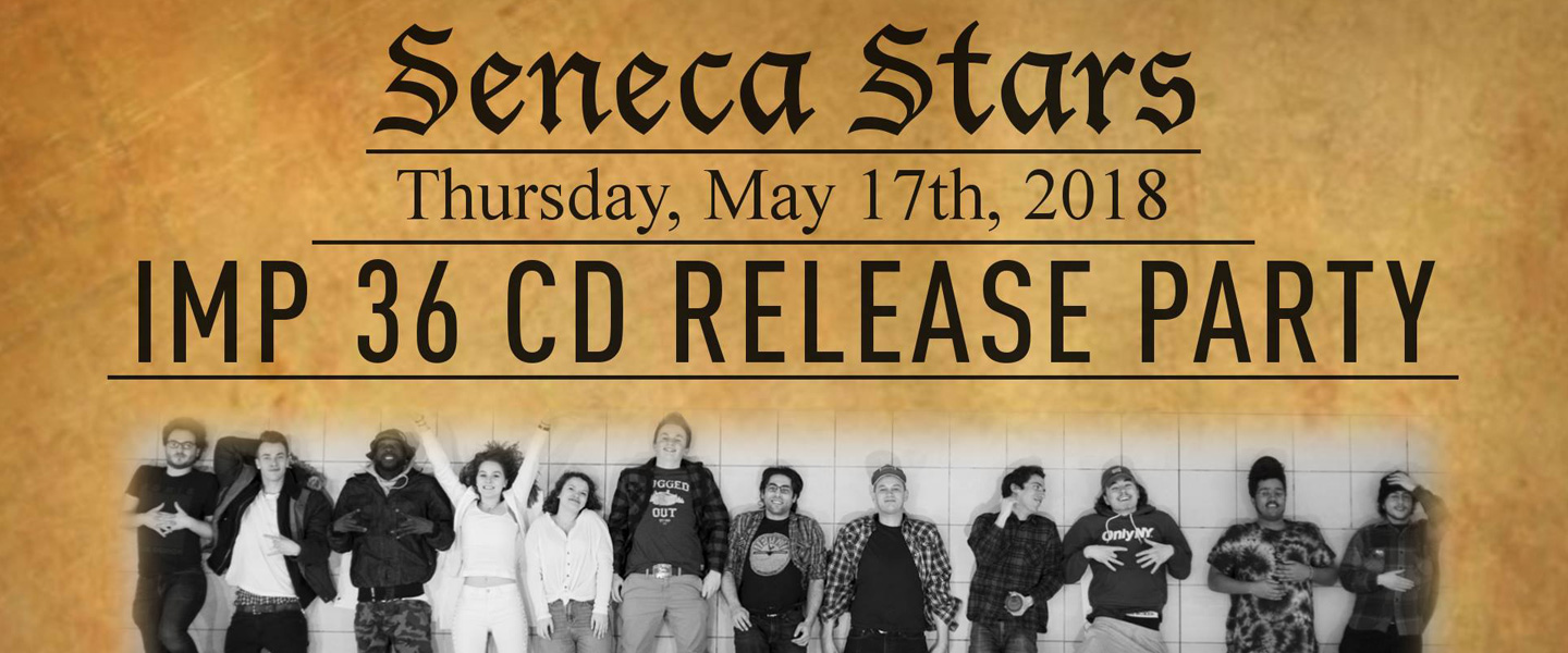Come see what the students of Seneca's Independent Music Production program have been working on during the past 8 months!  This is a free event and you'll receive our CD to take home!   Thursday May 17th, 2018 The Hideout 423 College St, Toronto, ON M5T 1T1 Doors at 6:00pm – Starts at 7:00pm  *ALL AGES SHOW* *SAFE SPACE*  // Alex Nunes Alex Nunes is a singer songwriter from Ajax Ontario. Through the use of haunting music and musings on the human condition, Alex strives to evoke emotion and thought from the minds and souls of his listeners.  soundcloud.com/alexnunes-2   // A.M Davis A.M Davis is a Canadian/Jamaican self-produced Rap & R&B artist from Toronto, Ontario. Known for his catchy melodic hooks and smooth lyrical verses, he represents his own unique brand of music. Currently working on his third full length project set to release in June, Davis is focused and prepared for the best to come.  soundcloud.com/a-mdavis   // Carlie Garland Sweet, catchy indie acoustic-folk with R&B influences.  carliegarland.com   // Cdet aka Mr.G Cdet aka Mr.G born and raised in Scarborough, Toronto. Influenced by artists such as 2Pac, Eminem, and Young Buck. He is a street rapper with a story to tell. He paints the picture with his words so the listener can visualize the story.  https://www.youtube.com/channel/UCeOpXtV5BByZMpwsQDdSXQQ   // Creag Winacott Self-taught acoustic thumbstyle indie folk blues.  facebook.com/creagwin   // Evo Da $aint  soundcloud.com/evodasaint   // Gravity Well Electronic post-rock music project from Toronto created by keyboardist and producer Scott Drakeford. Its goal is to explore new ground with electronic instrumentation that moves beyond the static sounds and loops of the dance floor, to include the rousing orchestration of post-rock, the intimate textures of ambient music, and the overwhelming sonic force of shoegaze and doom metal.  soundcloud.com/gravitywellto   // HEAVEN HEAVEN is a Scarborough-born singer-songwriter and musician. Her vocals a