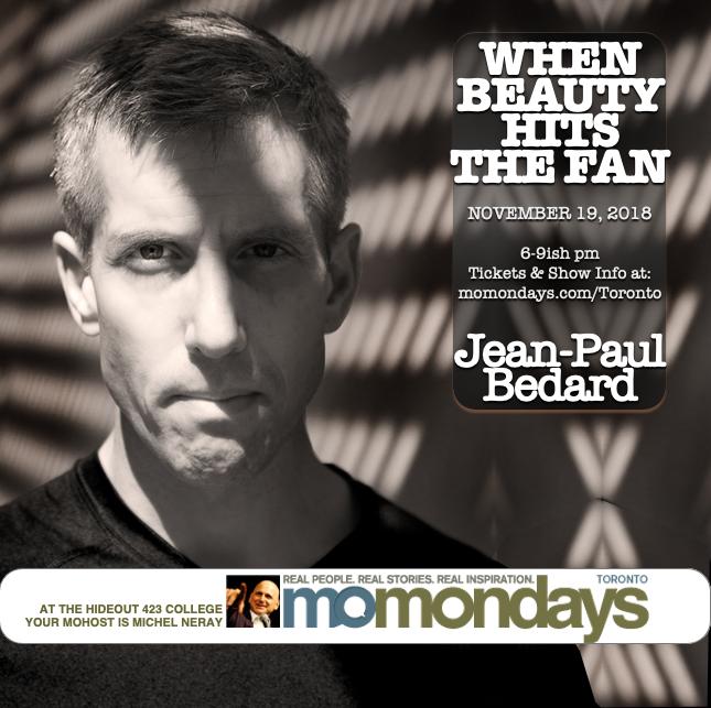 20181119 momondays Toronto Jean-Paul Bedard.png