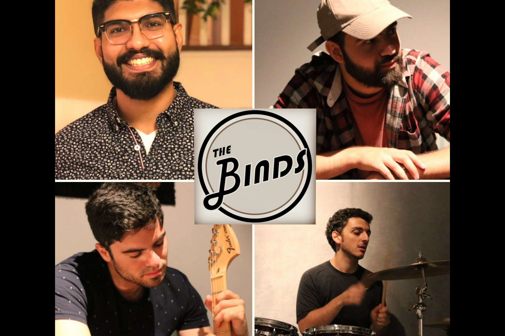THE BINDS