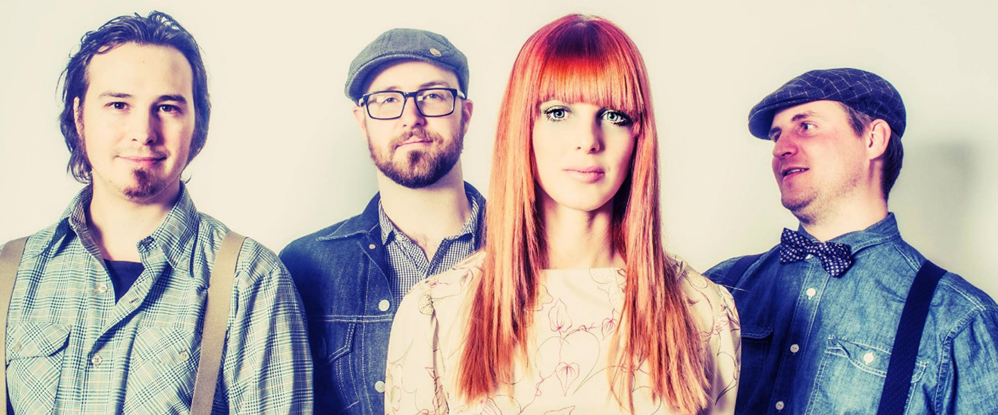 'Born into a space between the notes of Fleetwood Mac and the words of Sylvia Plath'.     2018 Canadian Songwriting Contest Winners Running Red Lights have come a  long way since 2006. Originally assembled as a pop oriented, female  fronted group, the band found themselves caught between 2 worlds,  eventually weathering the collapse of the old guard while adapting to  the new age DIY and the ever changing music industry. Despite what at  times felt like creative and career pandemonium, RRL went on to release a  number of EP's between 2009 and 2012. The band became a prominent part  of Canada's growing live music scene and in 2010 out-rivalled some of  Canada's top indie bands to become the winners of the Youdiscover Live  Music Concert Series. The band went on to perform more than 100 shows a  year, touring all across Canada and Europe.     Running Red Lights  debut album 'There's a Bluebird in My Heart' released to a sweep of  praise from music journalists all over the world. The album was featured  on CBC and BBC Radio. The leading single 'Mulberry Love' was named #1  Song of 2014 via NY Blog Given and Taken in Ink and the popularity of  the song allowed the band an appearance on the nationally televised  Canada Am.     In the early part of 2018, after 2 years in the  studio, the band finalized material for their soon-to-be released  sophomore album, 'I am You'. Readied with a revised Indie Pop sound RRL  entered and placed in the IMFSTA Songwriting Competition, won the  Canadian Songwriting Contest and placed in the top 5 of the national  Slaight Music/Hidden Pony Records 'It's Your Shot' competition. Running  Red Lights first single 'Songs of Blue' quickly caught the attention of  music blogs and Spotify playlists with one blogger commenting '…they'll  need a radio edit because if there is any justice this song will be  huge'.       www.twitter.com/rrlmusic    www.facebook.com/runningredlights