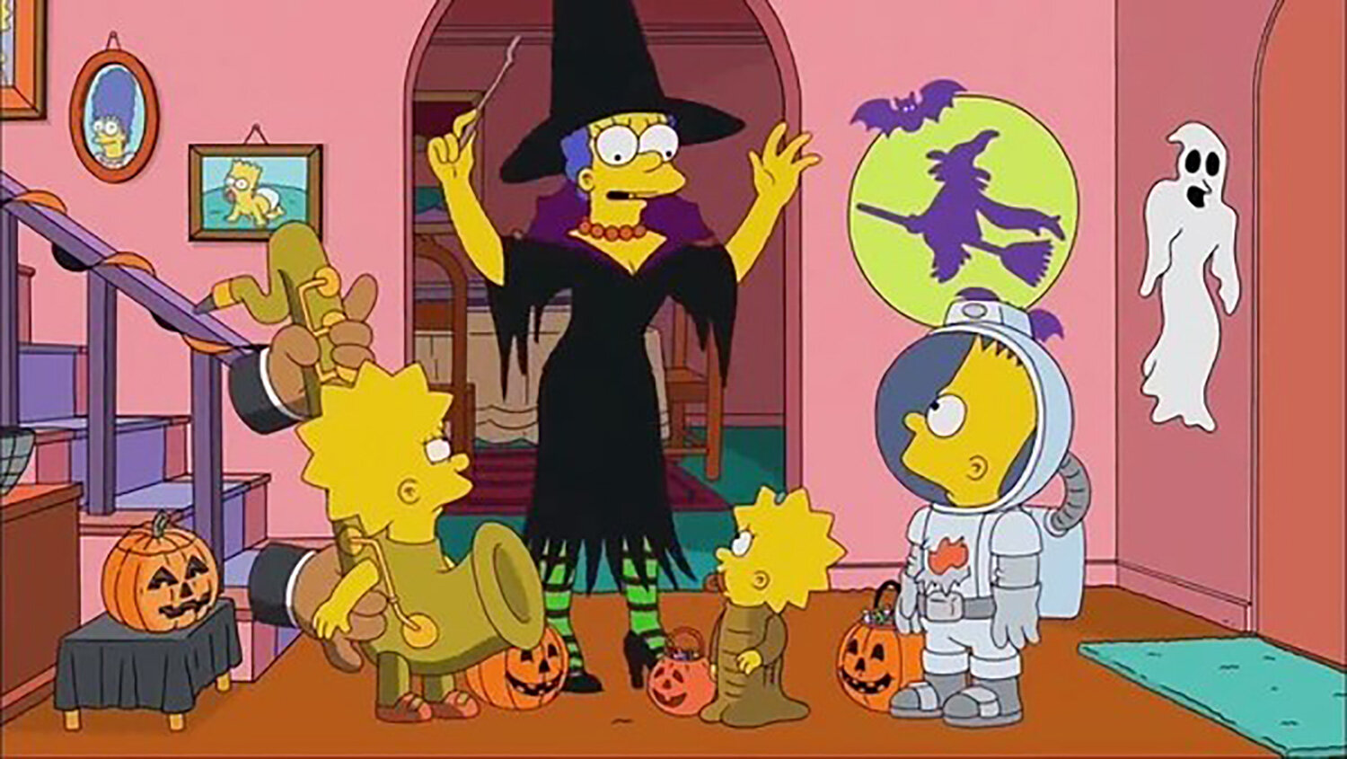WE HAVE TO KILL THE BOY! No...wait....You have to make it to WooHoo! Classic Simpsons Trivia Hallowe'en Edition at our NEW HOME at The Hideout!  We've moved to the 2nd Wednesdays of the month(don't worry we asked the Reverend)! ***Doors at 6 pm Trivia Starts at 7:30pm***  We will be having our Simpsony Hallowe'en costume contest! The 3 best costumes will win amazing prize pack from our friends at the Silver Snail, Planet X and Collective!  WooHoo! Classic Simpsons Trivia is 3 cromulent rounds of trivia and 3 classic episodes from Seasons 1-11  ***$5 cover per team*** Rich creamery prizes to be won! Follow us at @woohootriviaTO on Twitter to win vintage Simpsons action figures from the Silver Snail! Delicious Lard Lad donuts for the top 3 teams!  First episode goes on at 7:30pm sharp at The Hideout!