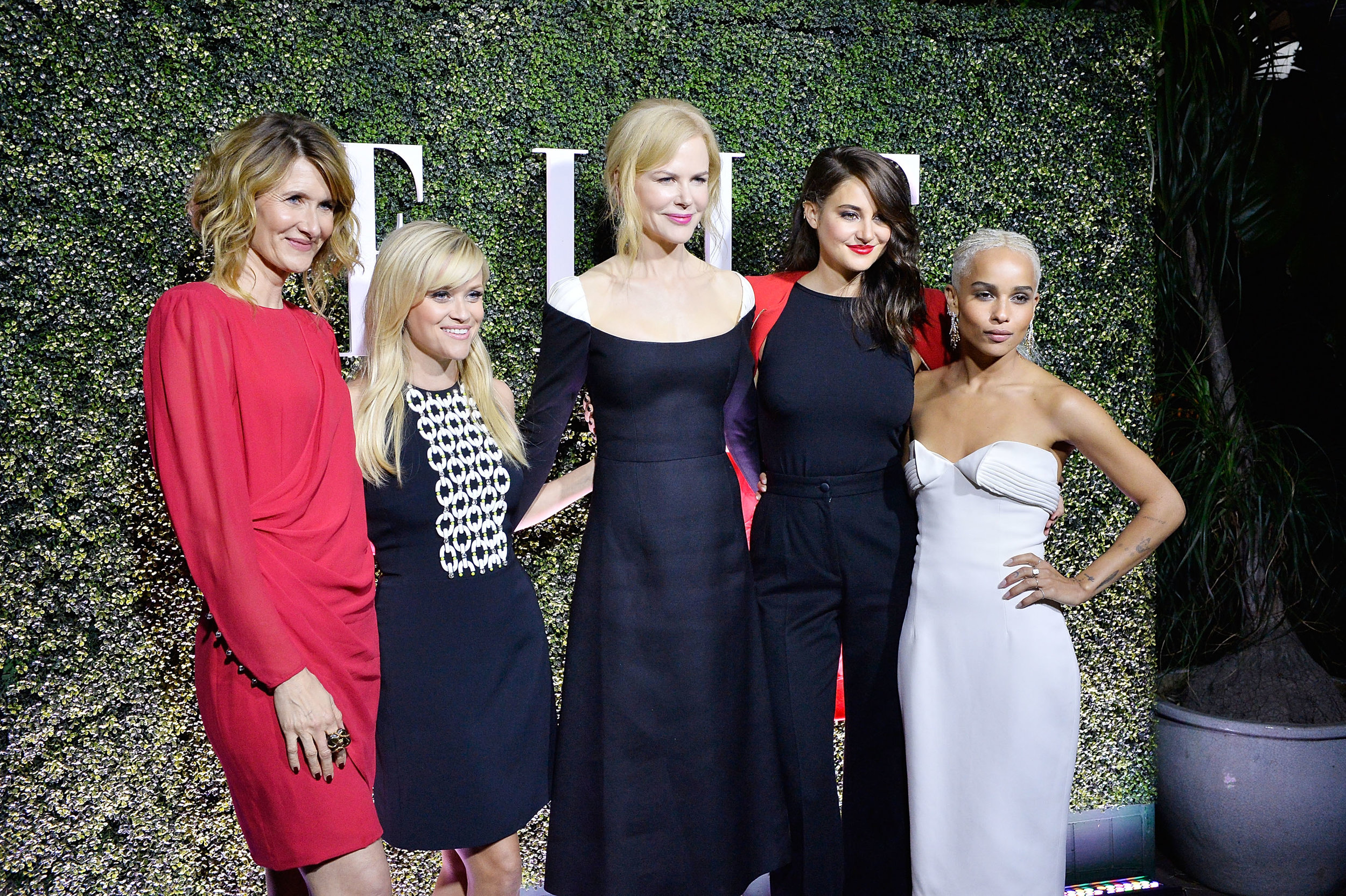 Laura Dern, Reese Witherspoon, Nicole Kidman, Shailene Woodley and Zoe Kravitz attending ELLE's Women in TV celebration (2).jpg