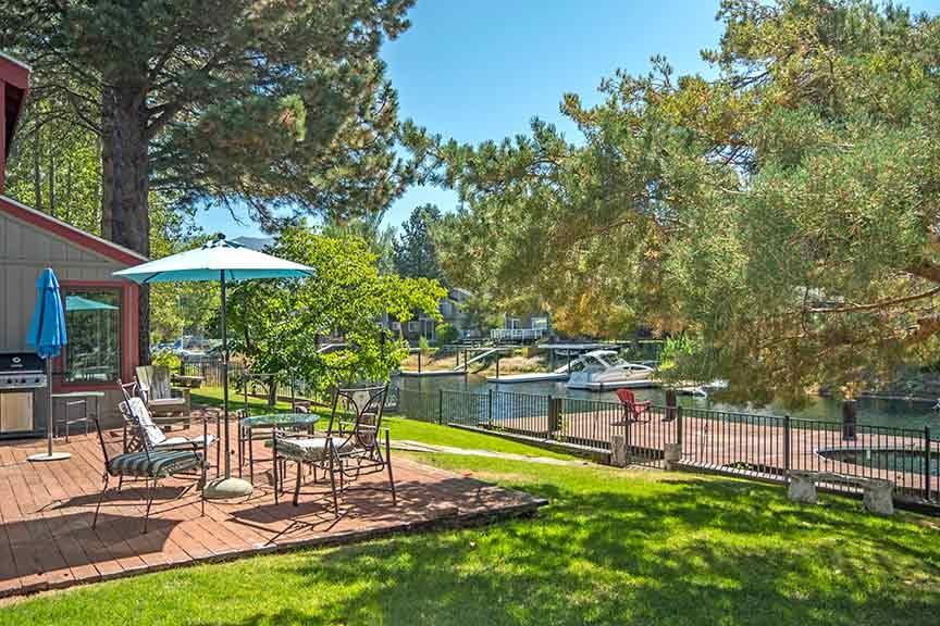 2130 Monterey Drive, Tahoe Keys   Bedrooms: 4 Sleeps: 10 Minimum: 3 nights