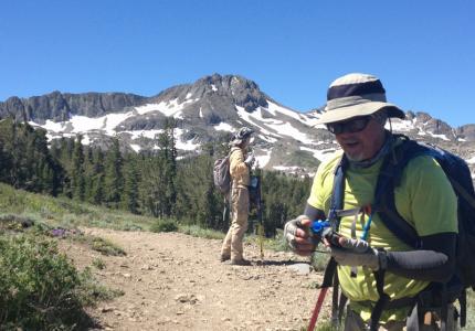 Hiking Winnemucca