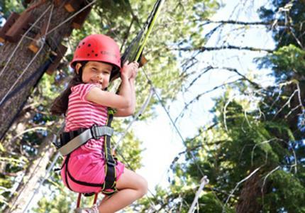 Tahoe Tree Top Adventure Center
