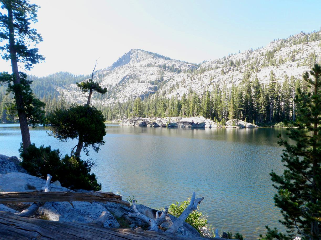Crag Lake in Desolation Wilderness