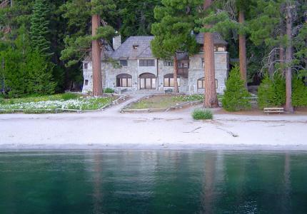 Vikingsholm, Emerald Bay
