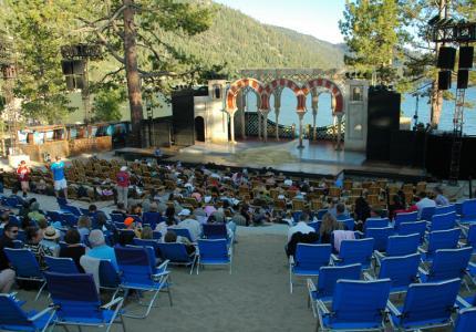 Shakespeare Fest at Sand Harbor