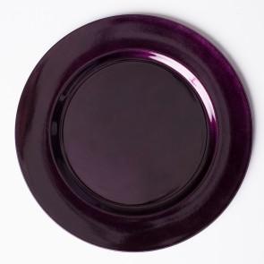 Eggplant Acrylic Charger.jpg